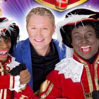 Vet coole Sint show met Coole Piet Diego