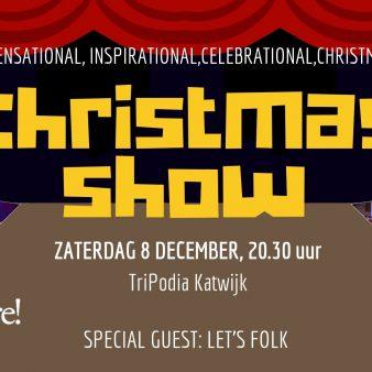 Muzikale kerstshow door Pop4Shore! en Harmonie Katwijk